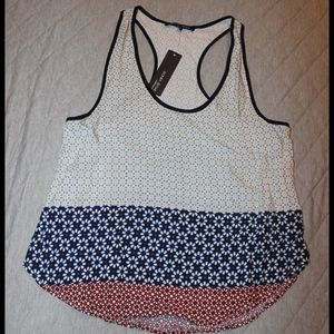Ocean Drive Clothing Co Patterned Top